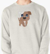Chibi Pitbull Staffordshire Pullover Sweatshirt
