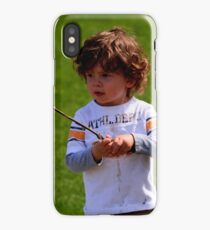 A CHILDS WORLD iPhone Case