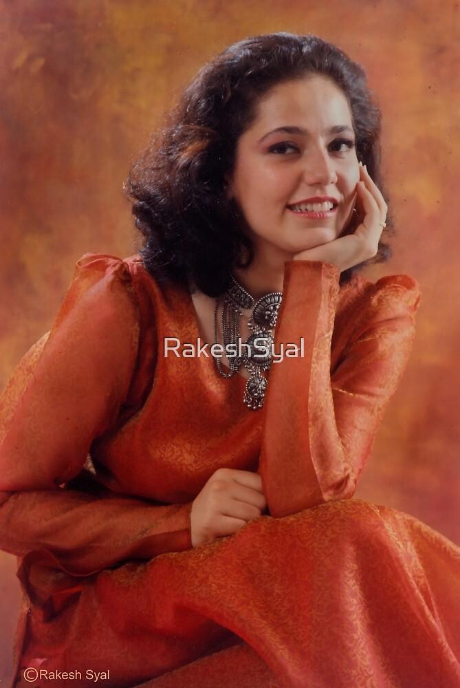 SITTING PRETTILY by RakeshSyal