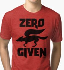 Zero (Star) Fox Given Tri-blend T-Shirt