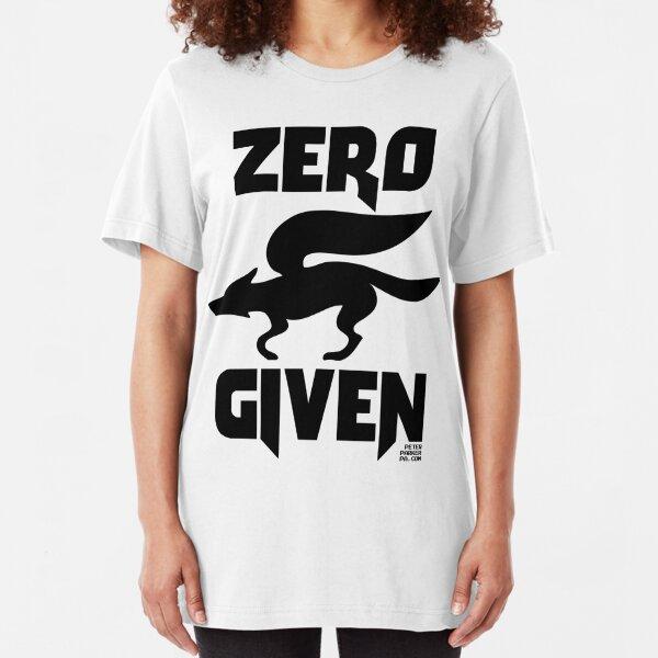 Zero (Star) Fox Given Slim Fit T-Shirt