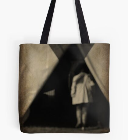 Enter... if you dare Tote Bag
