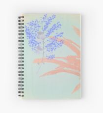 Essence - Pastel Paterns 1.4 Spiral Notebook