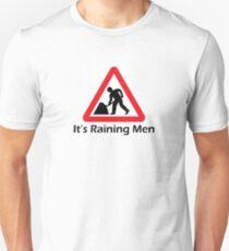Raining Men Unisex T-Shirt