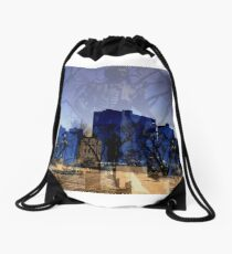 Mysterious!!! Drawstring Bag