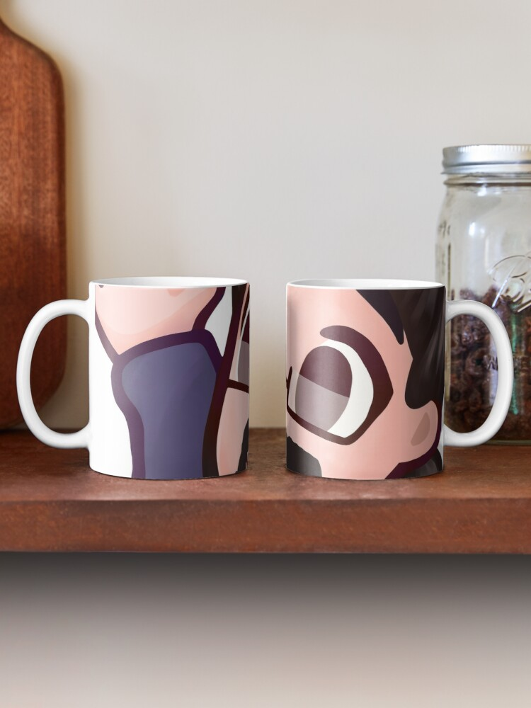Alternate view of Ludarx   Hi   Threads and mugs Mug