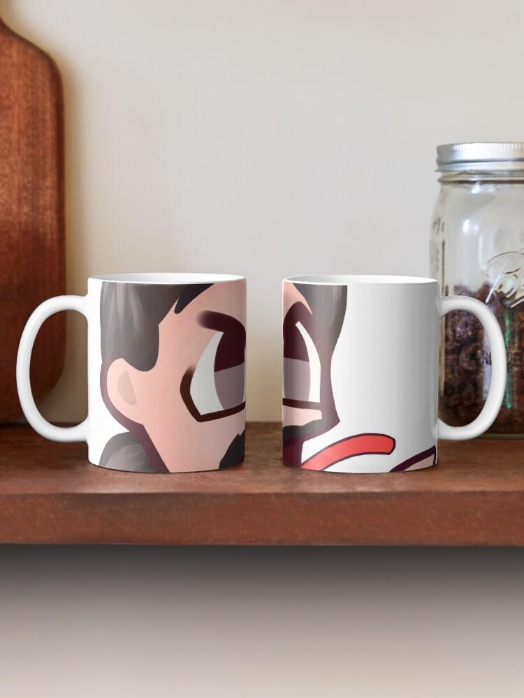 Alternate view of Ludarx | Ree | Threads and mugs Mug