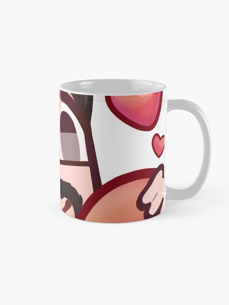 Alternate view of Ludarx | Love | Threads and mugs Mug