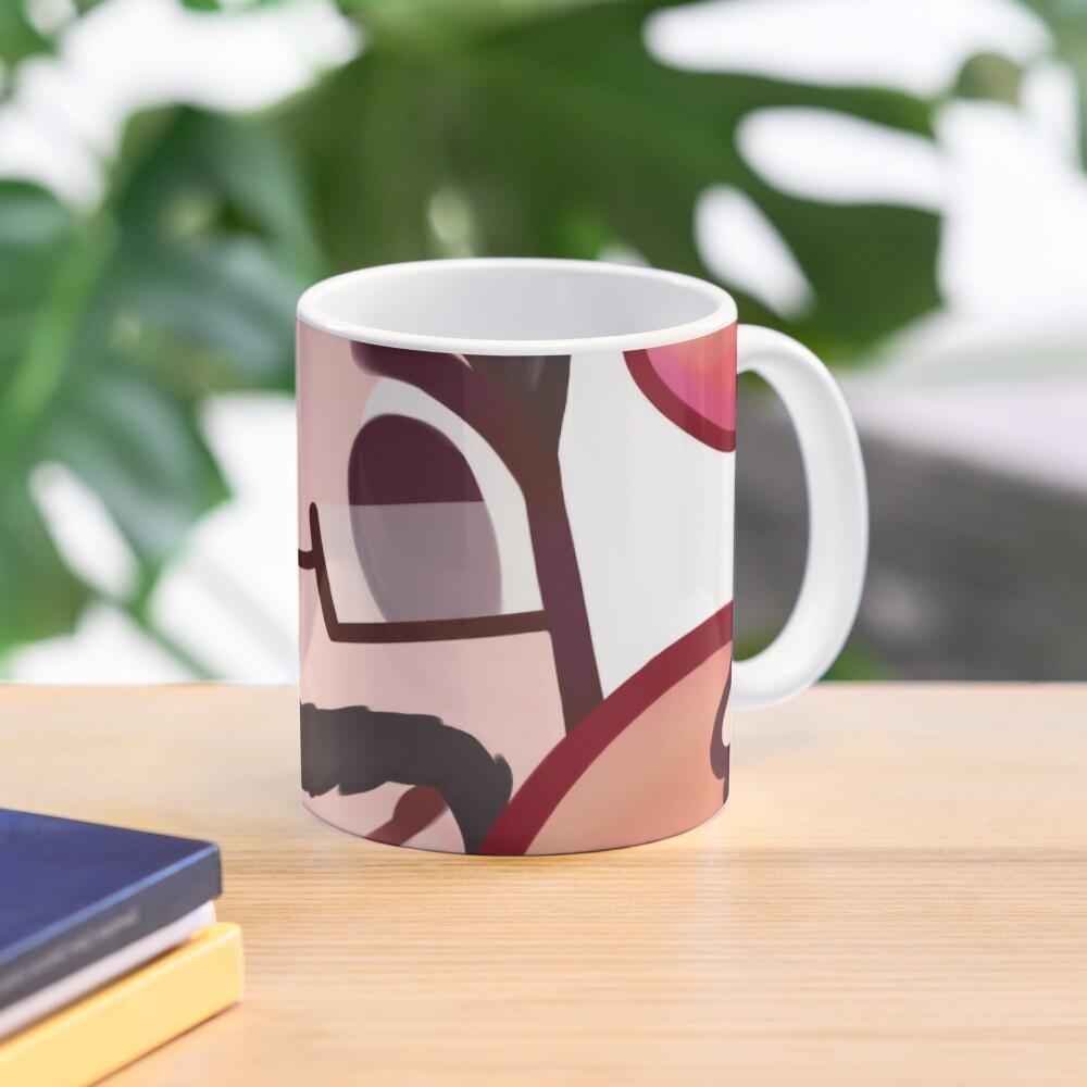Ludarx | Love | Threads and mugs Mug