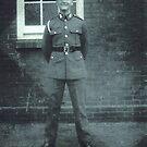 Gunner Ralph Hamilton. Royal Artillery. by sweeny