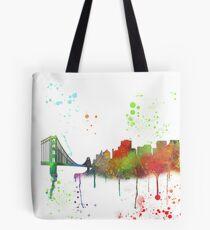 San Francisco, California Skyline  Tote Bag