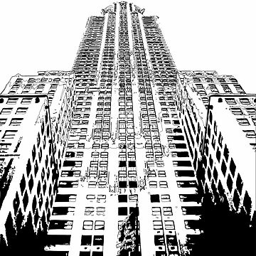 Chrysler Building, NY by tykeloiner