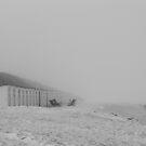 foggy perspective by fabio piretti