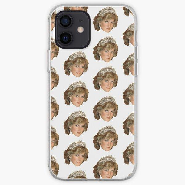 Princess Diana iPhone Soft Case