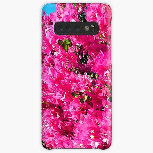 Pink Bougainvillea, Climbing Plants, Samsung Galaxy Snap Case
