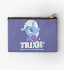 great and powerful Zipper Pouch