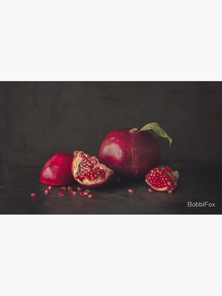 Pomegranate by BobbiFox