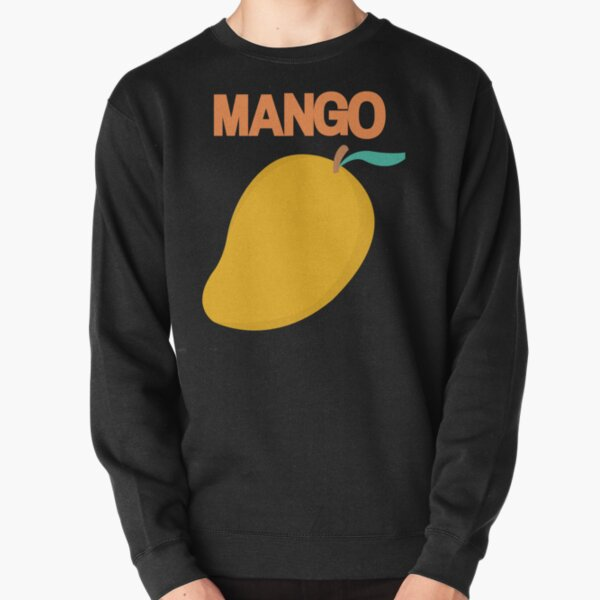 Mango Clothing Pullover Sweatshirt