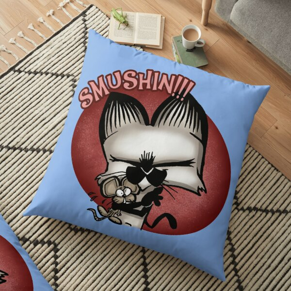 Smushin!!! Floor Pillow