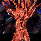 Wintry Tree by Jennifer Frederick