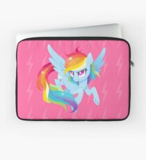 rainbow power Laptop Sleeve