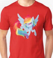 rainbow power Unisex T-Shirt