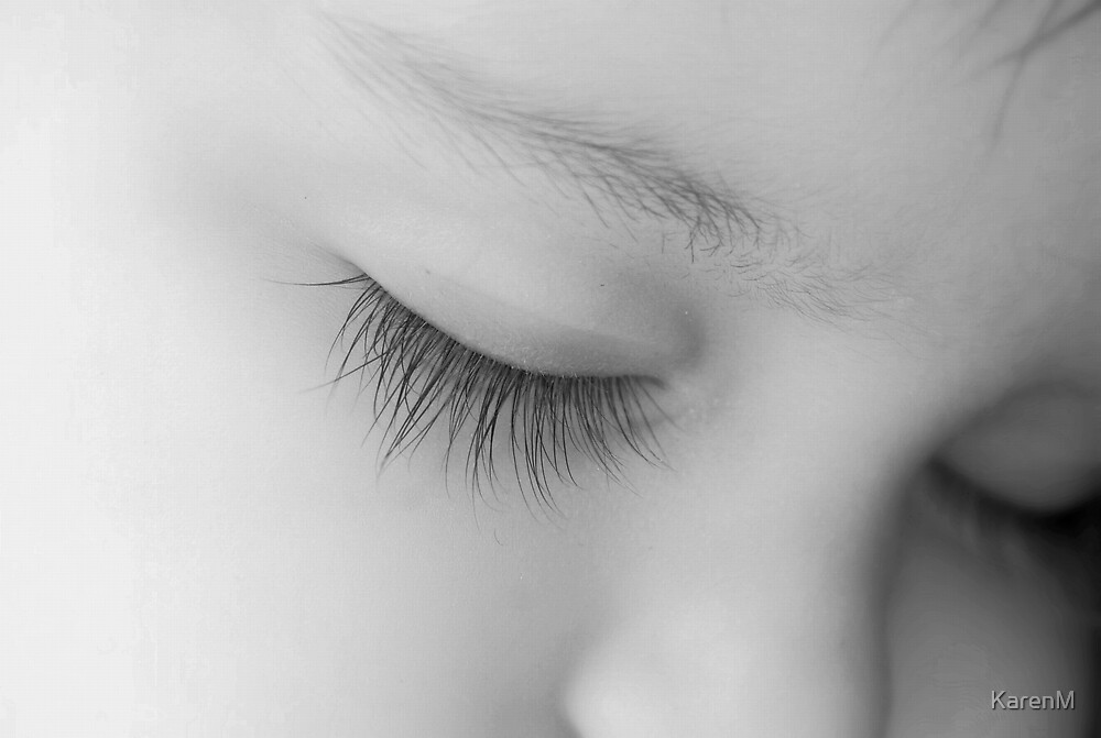 Baby Lashes by KarenM