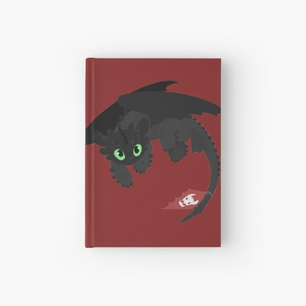 Toothless (HTTYD2) Hardcover Journal