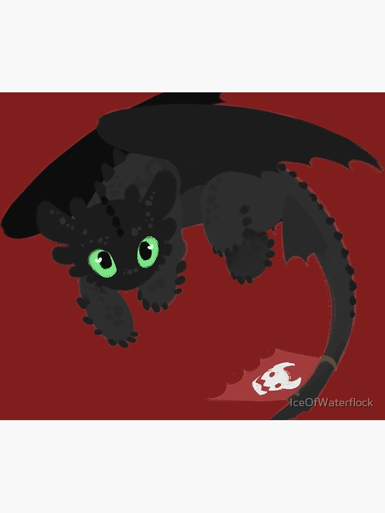 Toothless (HTTYD2) by IceOfWaterflock