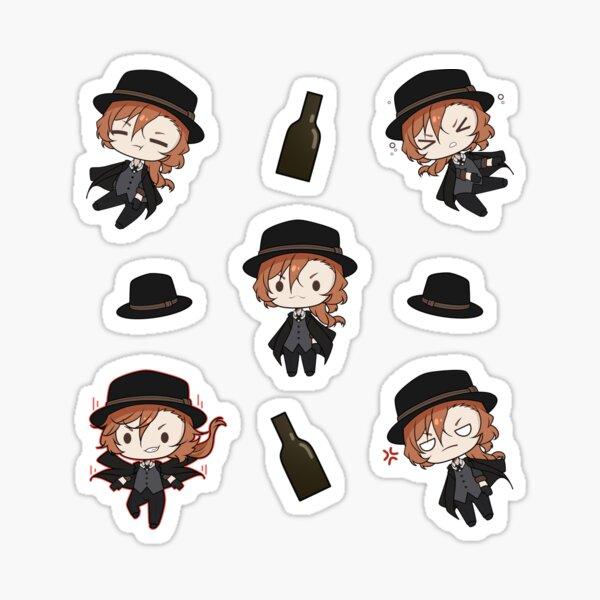 CHIBI Chuuya Nakahara Sticker