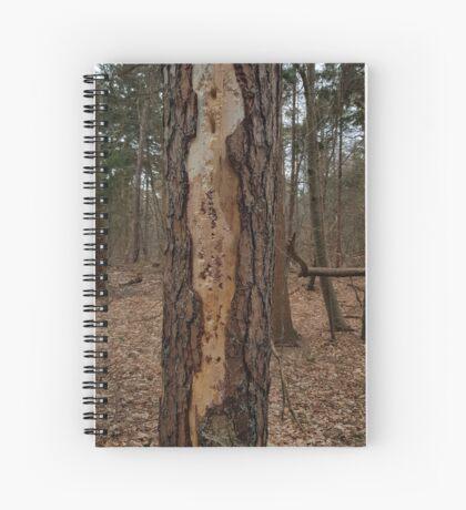Blootgeven  Spiral Notebook