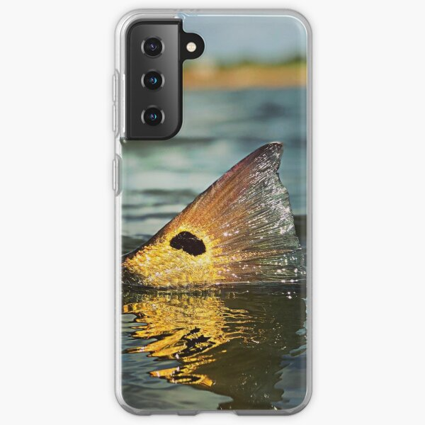 Red Fish Tailing Samsung Galaxy Soft Case