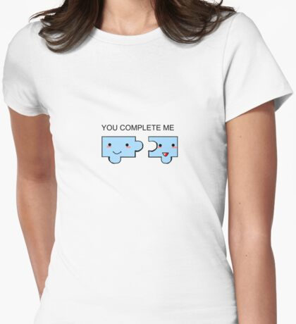 Puzzle peices T-Shirt