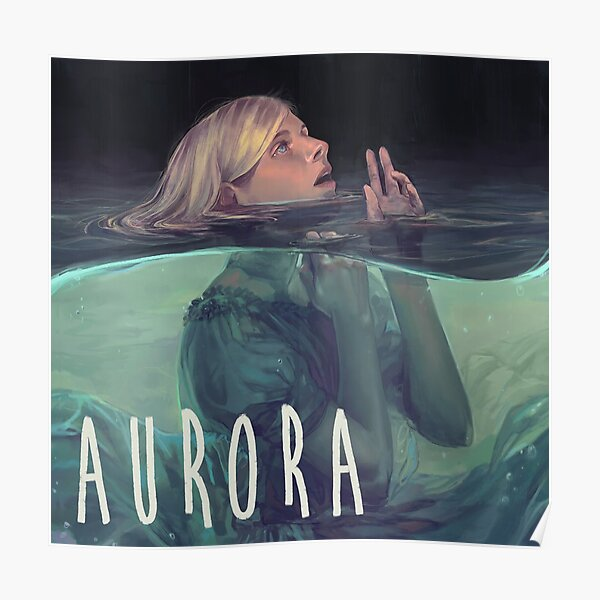 Aurora Aksnes Water Poster