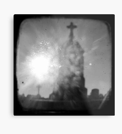 Guiding Light - TTV Metal Print