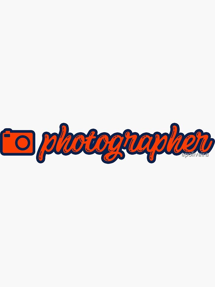 Photographer   Hobbies   Profession    Orange Blue by epoliveira