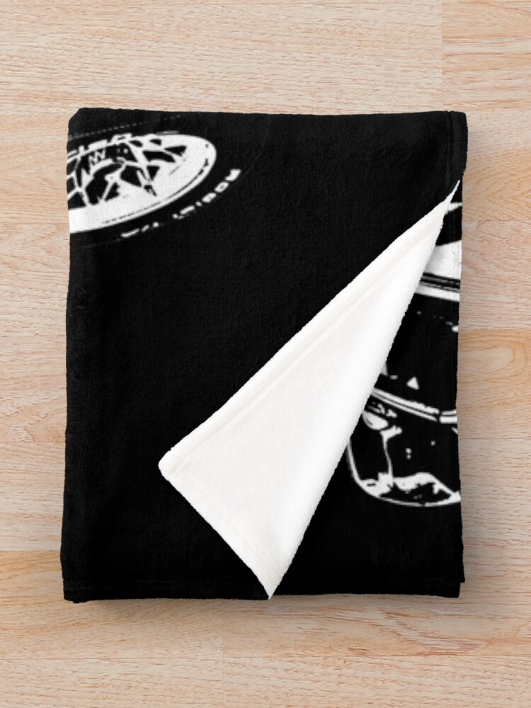 Alternate view of 1978 Trans Am  Throw Blanket