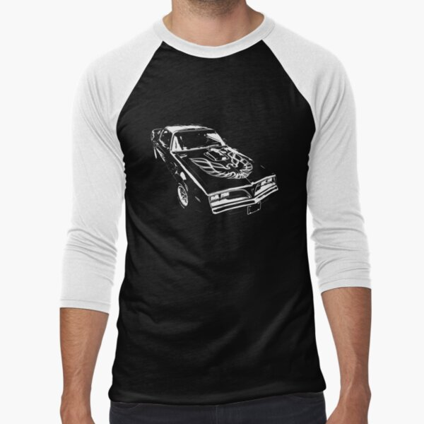 1978 Trans Am  Baseball ¾ Sleeve T-Shirt