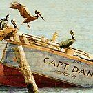 Captain Dan by Daedre Ross