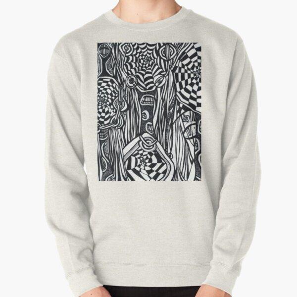 Webs Pullover Sweatshirt