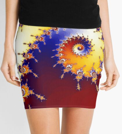 Eccentric III Mini Skirt