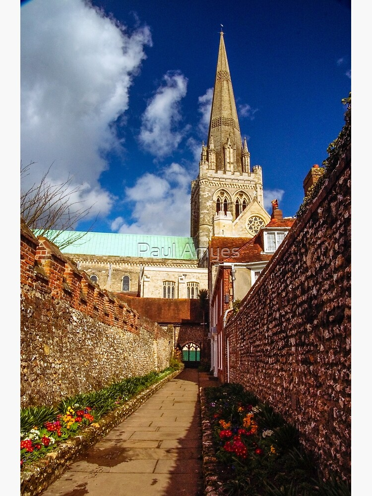 Chichester Cathedral by AmyesPhotograph