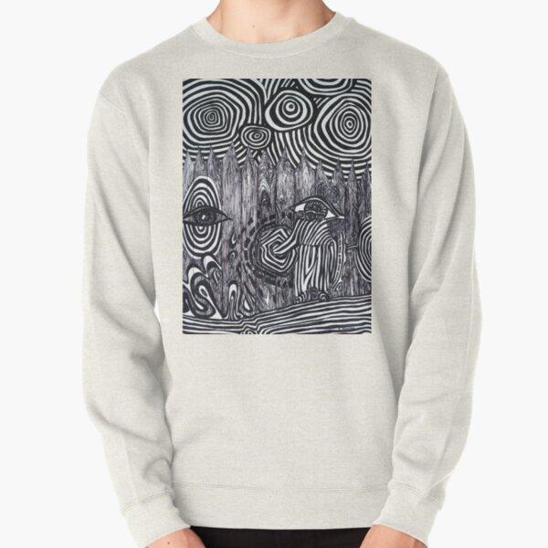 Weirdo Pullover Sweatshirt