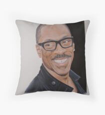 Eddie. Throw Pillow