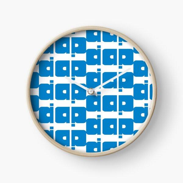 Digital Art Patrol (DAP) Clock