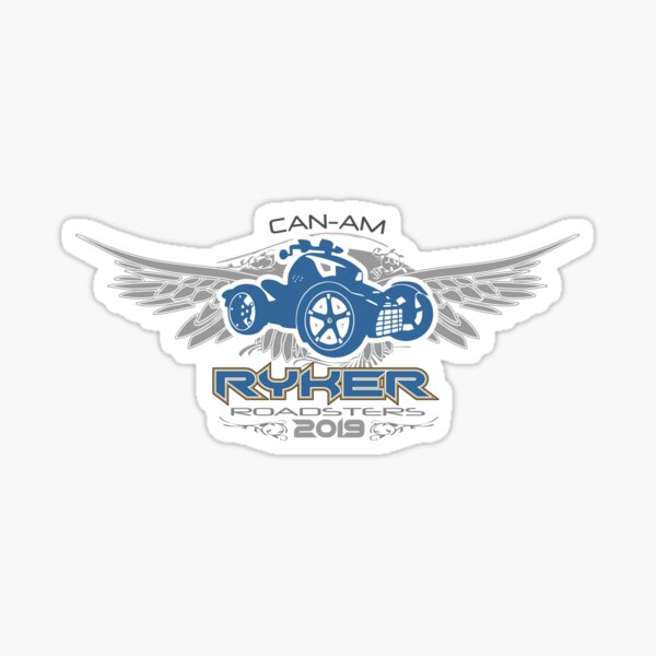 Ailes de roadsters Can-Am Ryker Sticker