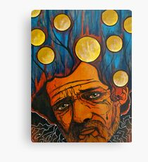 Terence The Philosopher Metal Print