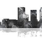 Tulsa, Oklahoma-Skyline - von Marlene Watson