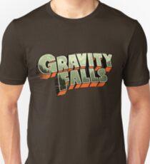 Camiseta unisex Caídas de gravedad