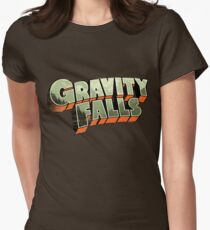 Gravity Falls Women's Fitted T-Shirt